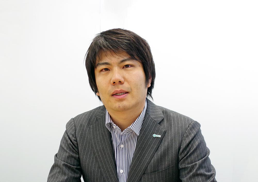 MSD株式会社 情報システム部門 ソリューションアーキテクト 藤井康史氏